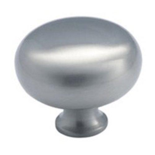 Amerock Classics 1-1/2 Inch Diameter Satin Nickel Cabinet Knob BP772G10