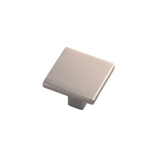 "Hickory Hardware Skylight Knob 1-1/4"" Dia Polished Nickel HH075341-14"