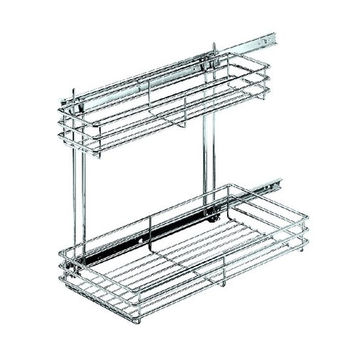 Kessebohmer Under-Sink Storage Base Pullout Steel 545.48.239