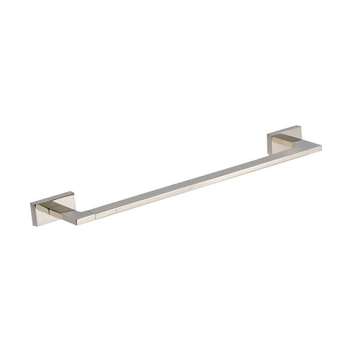 "Atlas Homewares Axel Towel Bar 18"" Polished Nickel AXTB450-PN"