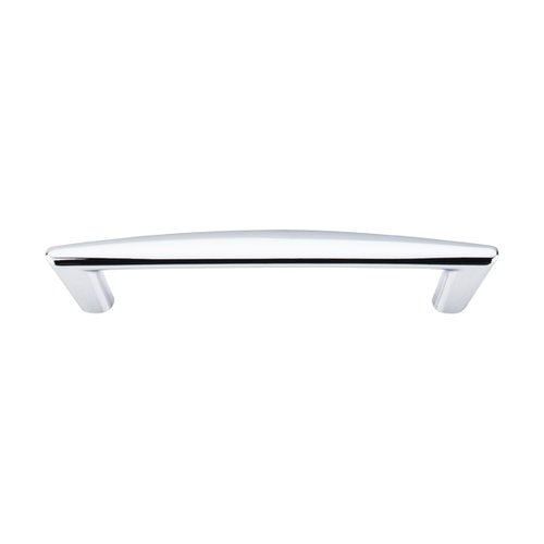 Top Knobs Nouveau III 5-1/16 Inch Center to Center Polished Chrome Cabinet Pull M1184