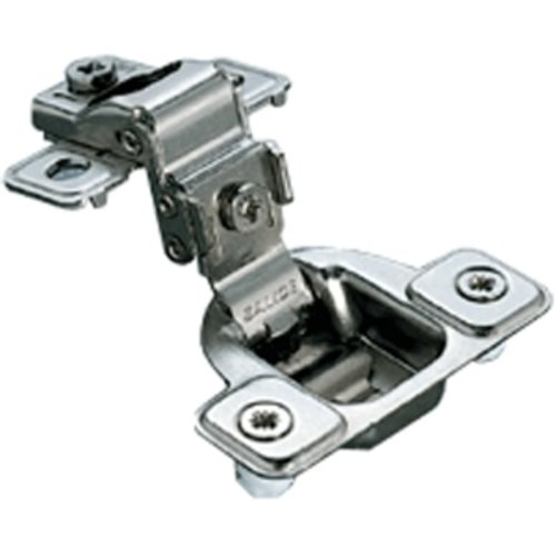 """Salice Excenthree Face Frame Hinge 1-1/4"""" Overlay W/Dowel CSR3A99XR"""