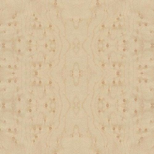 Veneer Tech Birdseye Maple Medium Wood Veneer 10 Mil 4 feet x 8 feet