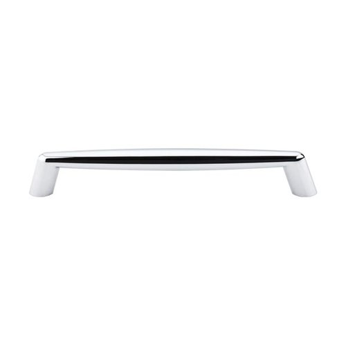 Top Knobs Appliance Pull 12 Inch Center to Center Polished Chrome Appliance Pull TK152PC