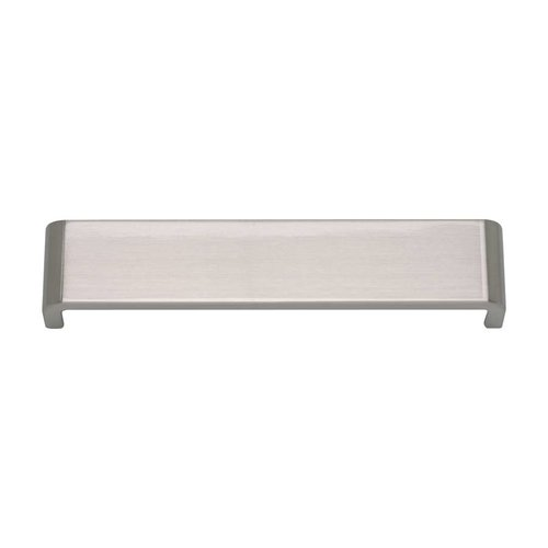 Atlas Homewares Successi 6-5/16 Inch Center to Center Brushed Nickel Cabinet Pull A824-BN