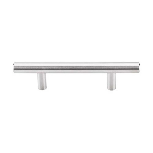 Top Knobs SS304 Stainless Steel 3 Inch Center to Center Stainless Steel Cabinet Pull SS2