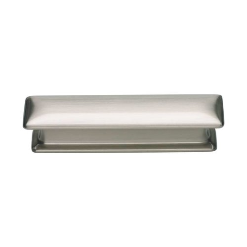 Alcott 3 Inch Center to Center Brushed Nickel Cabinet Pull <small>(#323-BRN)</small>
