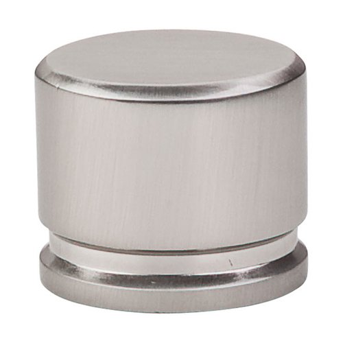Top Knobs Sanctuary 1-3/8 Inch Length Brushed Satin Nickel Cabinet Knob TK61BSN