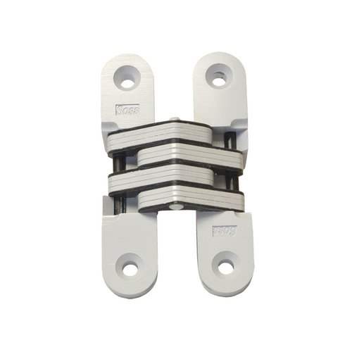 Soss #216 Invisible Hinge White 216WH