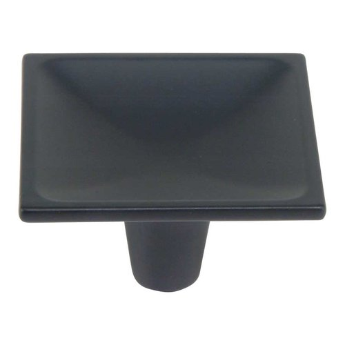 Atlas Homewares Dap 2 Inch Diameter Black Cabinet Knob 227-BL