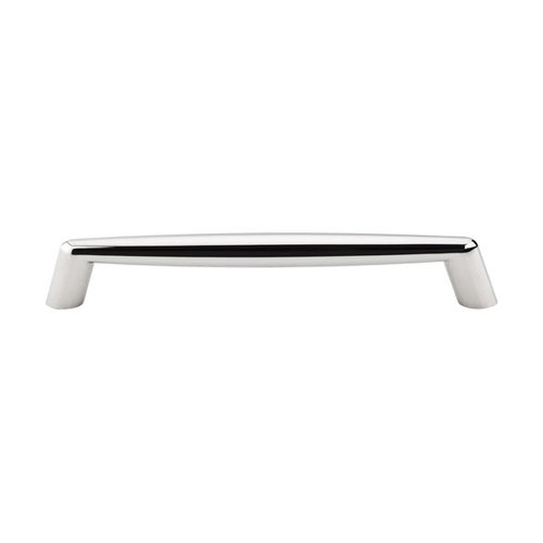 Top Knobs Appliance Pull 12 Inch Center to Center Polished Nickel Appliance Pull TK152PN