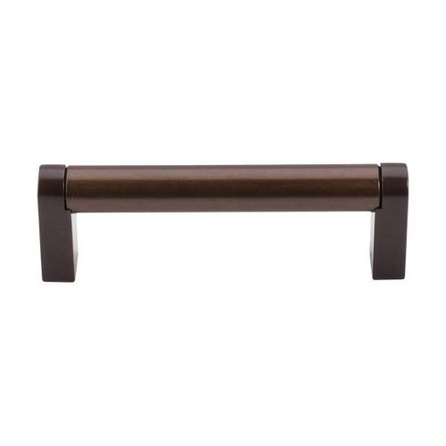 Top Knobs Bar Pull 3-3/4 Inch Center to Center Oil Rubbed Bronze Cabinet Pull M1030