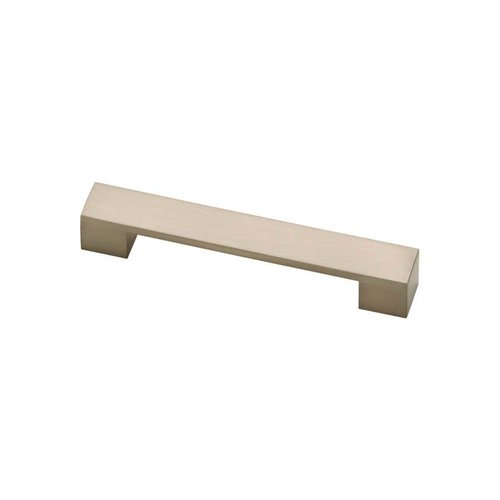 Stratford 5-1/16 Inch Center to Center Satin Nickel Cabinet Pull <small>(#P28925-SN-C)</small>