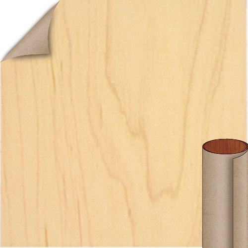 Nevamar Vermont Maple Textured Finish 5 ft. x 12 ft. Countertop Grade Laminate Sheet WM5528-E-H5-60X144