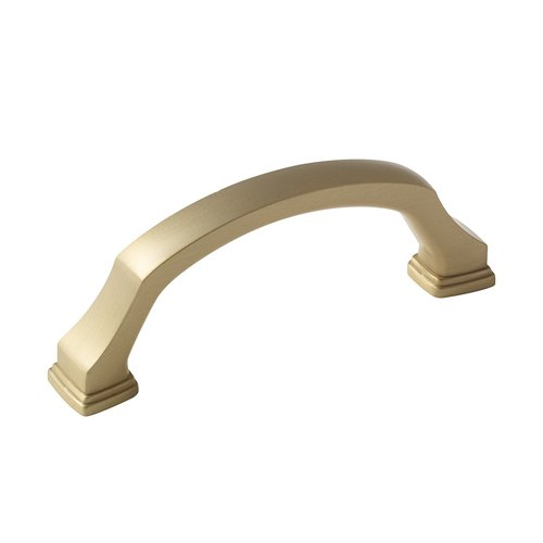 Amerock Revitalize 3 Inch Center to Center Golden Champagne Cabinet Pull BP55343BBZ