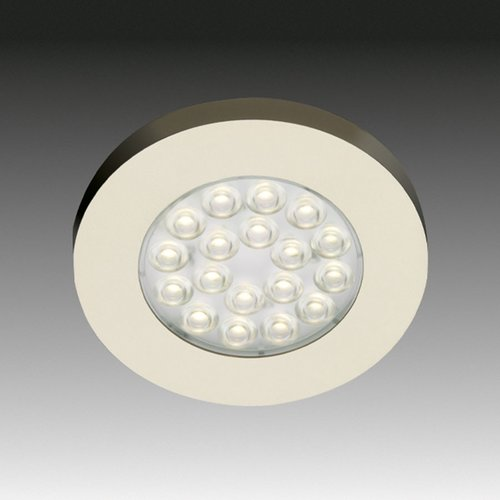 ER-LED Warm White Spotlight-Stainless Steel <small>(#ERLEDSS/WW)</small>