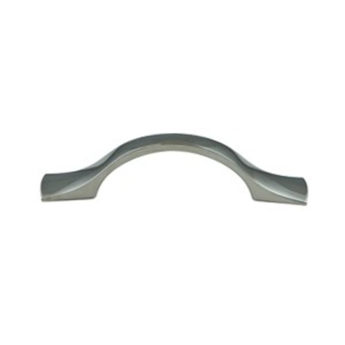 Berenson Echo 3 Inch Center to Center Polished Nickel Cabinet Pull 9257-1014-P