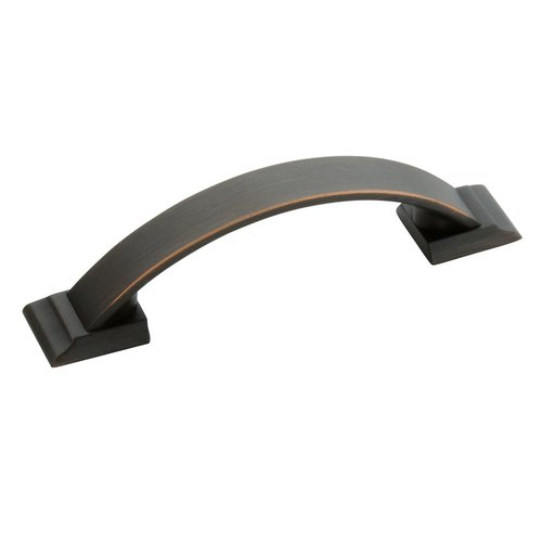 Amerock Candler 3 Inch Center to Center Oil Rubbed Bronze Cabinet Pull BP29349ORB
