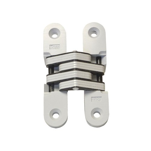 Soss #204 Invisible Hinge White 204CWH