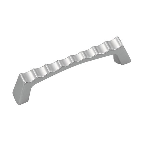 Tidal 3 Inch Center to Center Flat Nickel Cabinet Pull <small>(#P3458-FN)</small>
