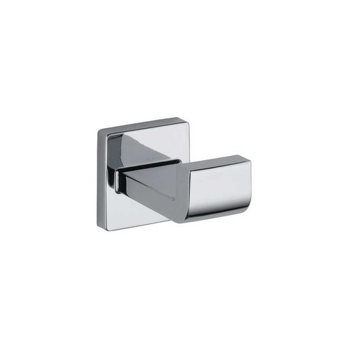 Ara Robe Hook Polished Chrome <small>(#77535)</small>