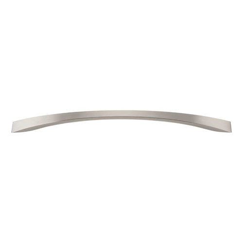 Atlas Homewares Sleek 11-5/16 Inch Center to Center Brushed Nickel Cabinet Pull A882-BN