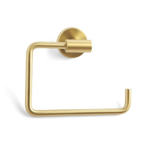 Arrondi Towel Ring Brushed Bronze <small>(#BH26541BBZ)</small>