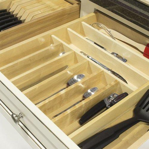 """Tenn-Tex QuikTRAY Cutlery Tray 24"""" Wide QT-CUT24"""