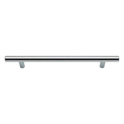 Atlas Homewares Successi 6-5/16 Inch Center to Center Pol Stainless Steel Cabinet Pull A838-PS