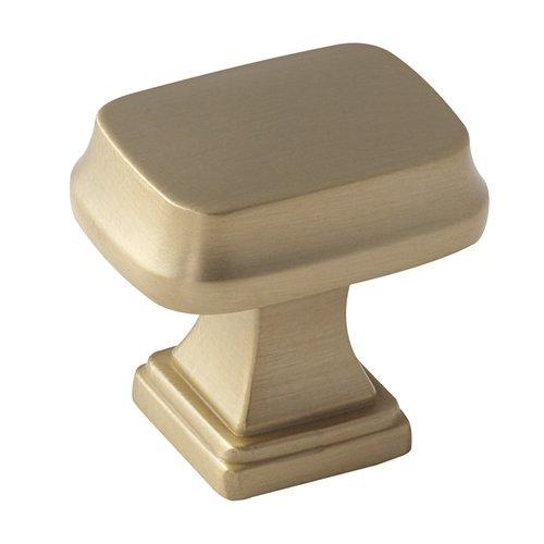 Amerock Revitalize 1-1/4 Inch Diameter Golden Champagne Cabinet Knob BP55340BBZ