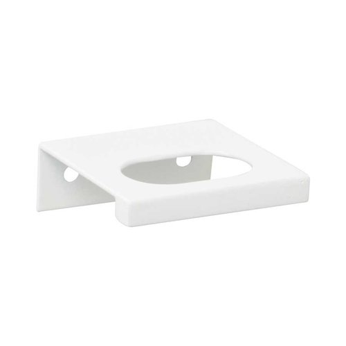MidCentury 1-1/4 Inch Center to Center White Gloss Cabinet Pull <small>(#364-WG)</small>