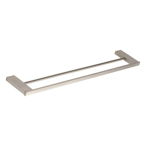 "Atlas Homewares Parker Double Towel Bar 24"" Brushed Nickel PADTB600-BRN"