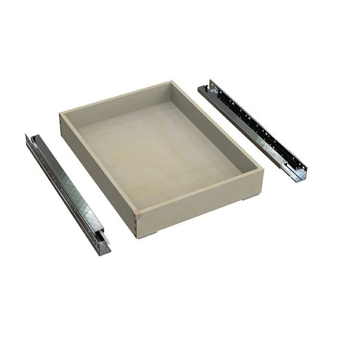 "Tenn-Tex QuikTRAY Add On Drawer for 18"" Cabinets 3.5"" High QT-10018PM"