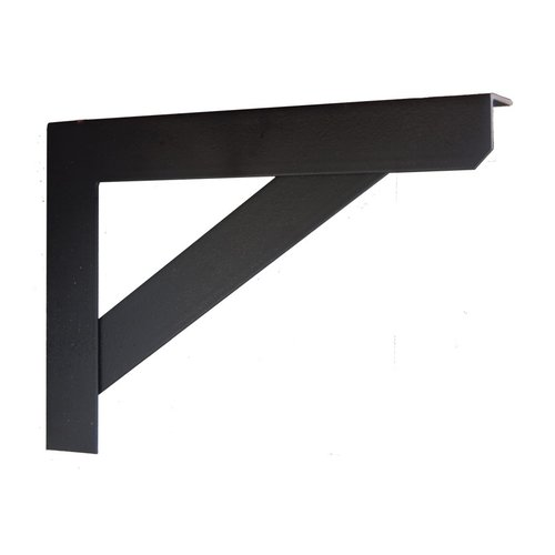 """Federal Brace Torrence Bench Support 21.5"""" X 3"""" X 15.5"""" Flat Black 40102"""