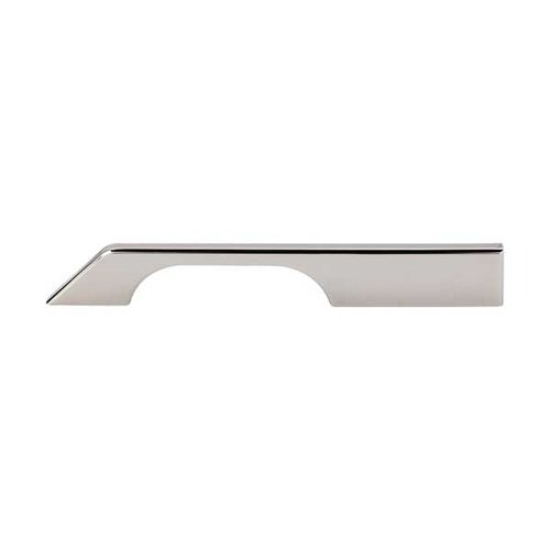 Top Knobs Sanctuary 7 Inch Center to Center Polished Nickel Cabinet Pull TK15PN