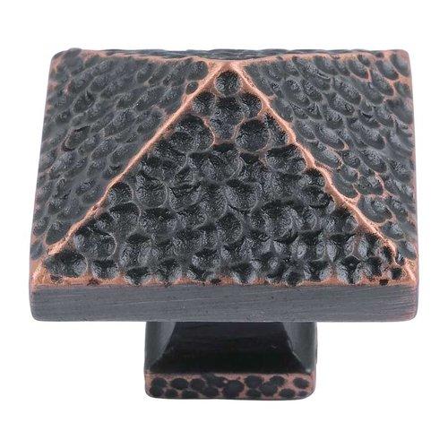 Atlas Homewares Craftsman 1-1/4 Inch Diameter Venetian Bronze Cabinet Knob 2237-VB