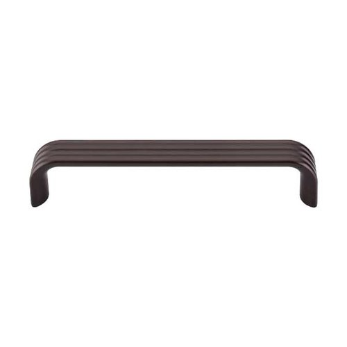 Top Knobs Sanctuary II 5 Inch Center to Center Oil Rubbed Bronze Cabinet Pull TK263ORB