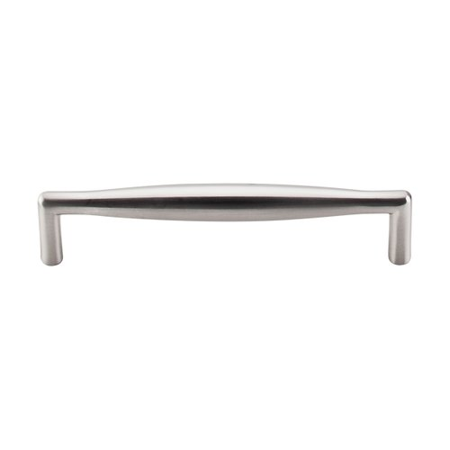 Top Knobs Nouveau II 5-1/16 Inch Center to Center Brushed Satin Nickel Cabinet Pull M503