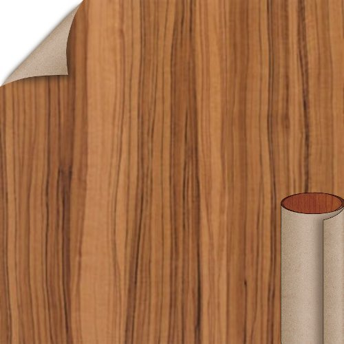 Formica Oiled Olivewood Artisan Finish 4 ft. x 8 ft. Vertical Grade Laminate Sheet 5481-43-20-48X096
