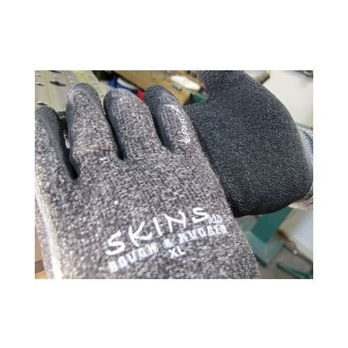 FastCap Skins HD Gloves Size Small Black SKINS-HD-SM
