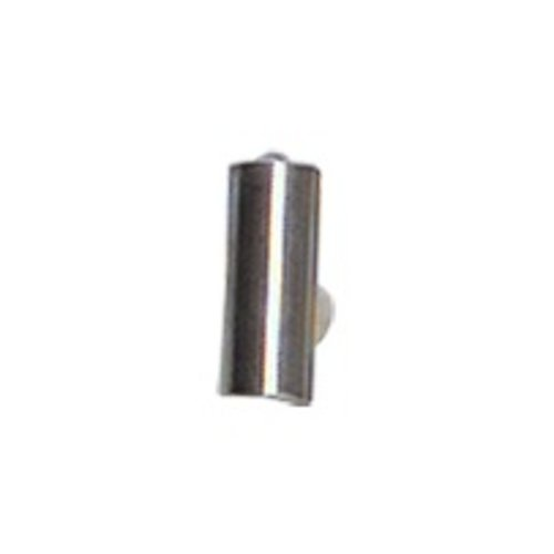 Schaub and Company Stainless Steel 1-3/8 Inch Diameter Stainless Steel Cabinet Knob SS014