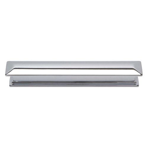 Atlas Homewares Alcott 5-1/16 Inch Center to Center Polished Chrome Cabinet Pull 349-CH