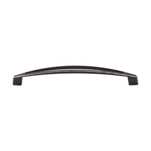Top Knobs Appliance Pull 12 Inch Center to Center Tuscan Bronze Appliance Pull TK147TB