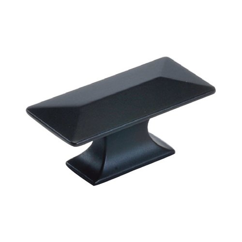 Hickory Hardware Bungalow 2-5/16 Inch Length Oil Rubbed Bronze Cabinet Knob P2152-10B