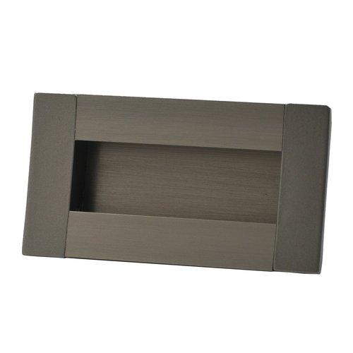 "ZEN Smart Cabinet Pull 2-1/2"" C/C - Stainless Steel ZP0067.121"