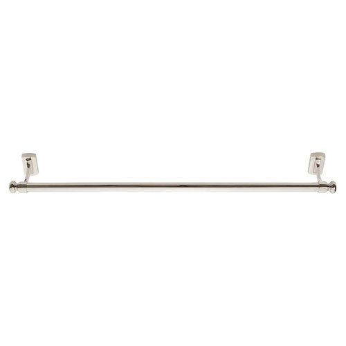 "Atlas Homewares Legacy Towel Bar 18"" Polished Nickel LGTB18-PN"