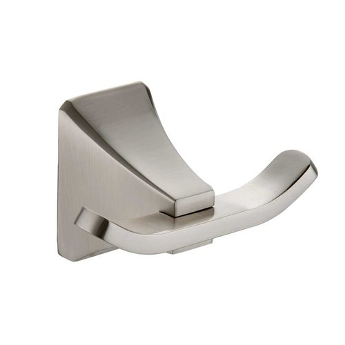 Paradise Bathworks Shangri-la Robe Hook Satin Nickel 64428