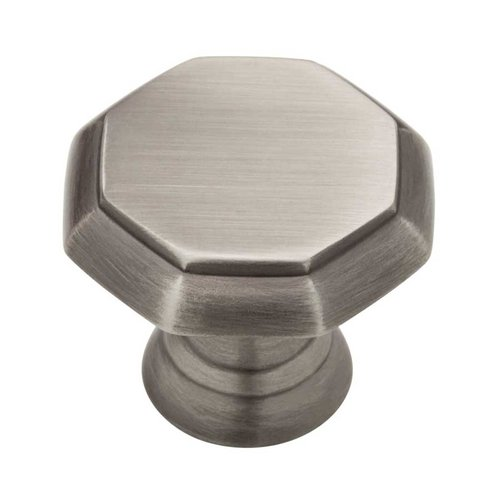 Liberty Hardware Athens 1-1/4 Inch Diameter Heirloom Silver Cabinet Knob PN0292-904-CP