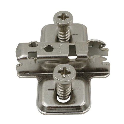 Blum Clip 1 Piece Mounting Plate For Euro-screw 3mm 173L8130