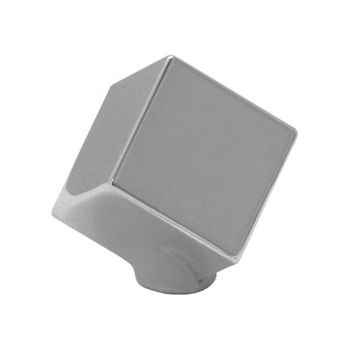 Euro-Contemporary 1-1/2 Inch Diameter Chrome Cabinet Knob <small>(#P2160-CH)</small>